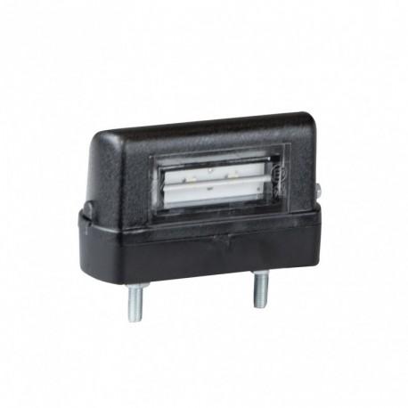 Luce targa Regpoint led 12V-24V