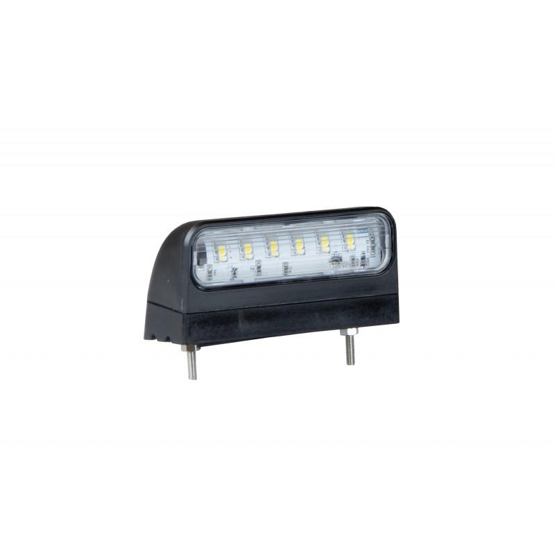 Luce targa bassa Regpoint 2 led 12V-24V