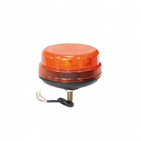 Lampeggiante a led lente bassa 12V-24V