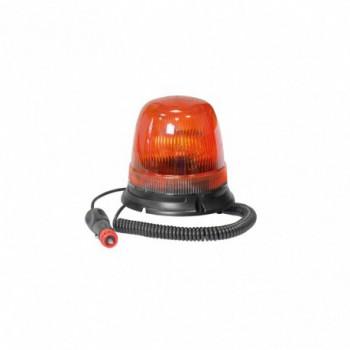 Lampeggiante lampadina fissaggio tre viti presa accendisigari 12V-24V