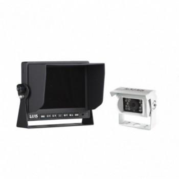 Monitor e telecamera base 12V-24V