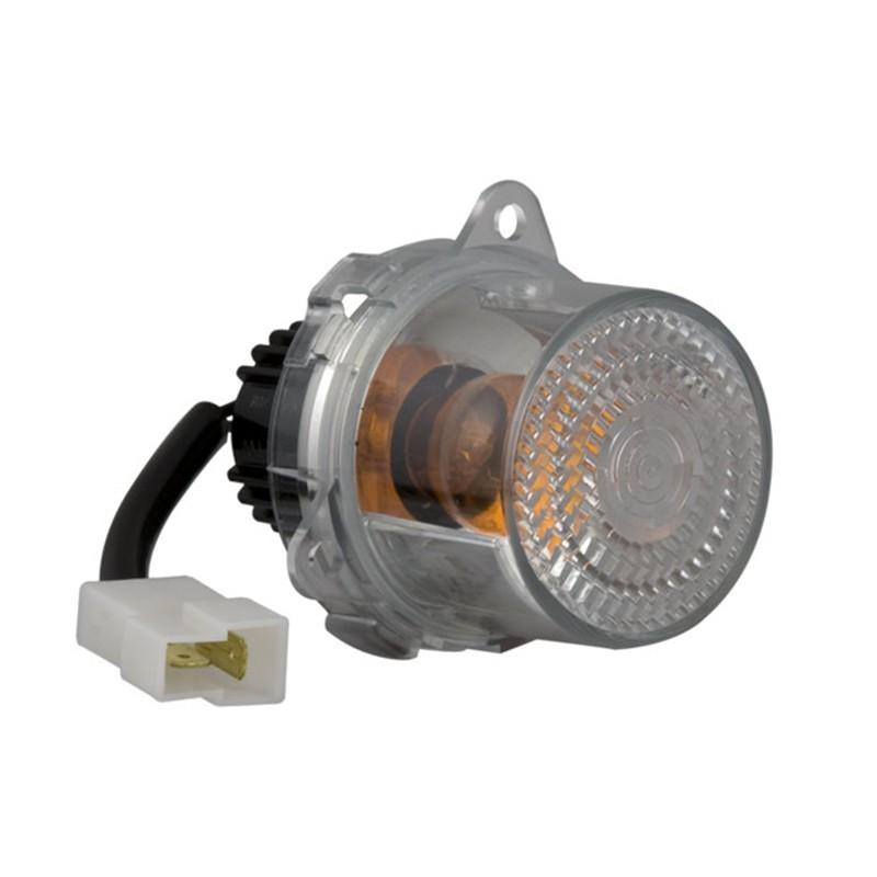 Fanale anteriore modulare per freccia a lampadina 12V