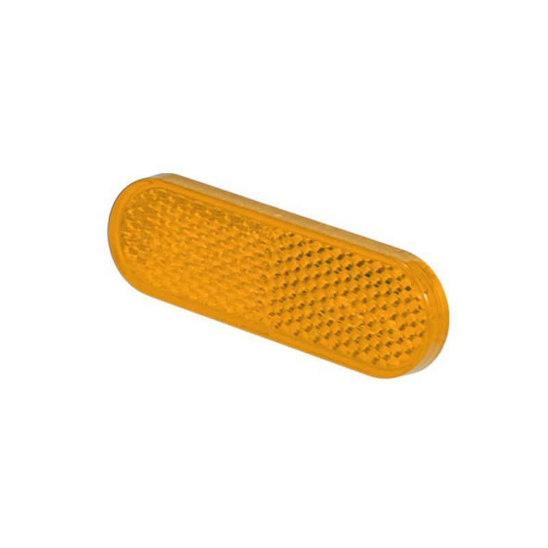 Catadiottro arancione laterale Pro-can