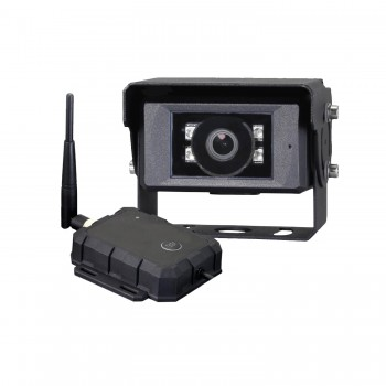 Videosistema con videocamera e trasmettitore WI-FI