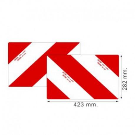 Coppia pannelli agricoli certificati TP ESC DIN 11030