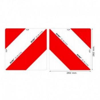 Coppia pannelli agricoli certificati ECE70 classe 5 282x282